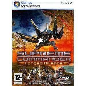 Supreme Commander : Forged Alliance - Extension du jeu [PC]