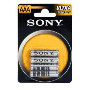Sony Pack de 4 piles LR03 AAA