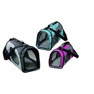 Karlie Sac Smart Carry Bag Bleu couchage et transport