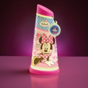 Veilleuse Go Glow Minnie Mouse