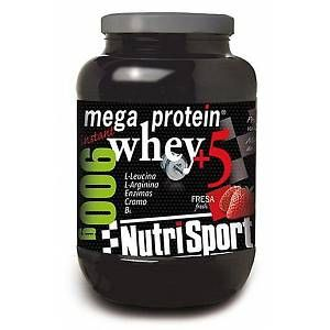 Nutrisport Boisson Megaprotein +5 900 Xocolate 900 Gr