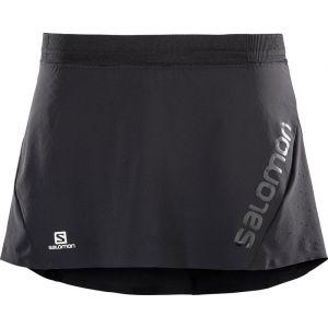 Salomon Lightning Pro - Short running Femme - noir XS Pantalons course à pied