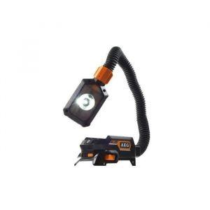 AEG Lampe BFAL18-0 - 18 V - Corps rotatif & flexible : 360 ° - Sans batterie ni chargeur