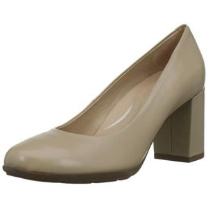 Geox Chaussures D NEW ANNYA - Couleur 36,37,39,40,35,37 1/2,38 1/2,36 1/2,39 1/2 - Taille Beige