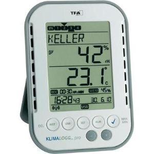 TFA Dostmann 30.3039 IT - Thermomètre Hygrologg Pro
