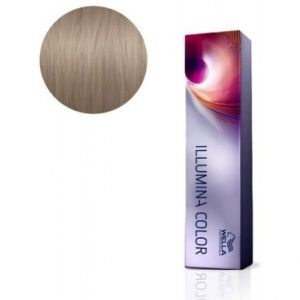 Wella Illumina Color 8.69 blond clair violet cendré - Coloration permanente