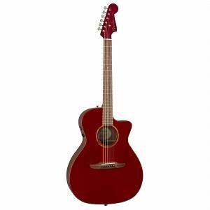 Fender Guitare Newporter Classic - rouge
