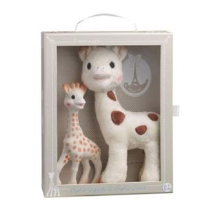 Vulli Coffret Sophie la girafe & Sophie Chérie