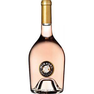 Miraval AOC - AOC Côtes de Provence rosé - 2017 - Bouteille 75cl