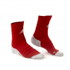 Adidas Chaussettes Alphaskin Traxion Lightweight Cushion Crew Socks rouge - Taille 37 / 39,40 / 42,46 / 48,43 / 45