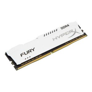 Kingston HX424C15FW2K4/32 - HyperX FURY DDR4 32 Go: 4 x 8 Go DIMM 288 broches