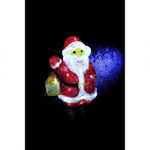 Père Noël lumineux d'extérieur