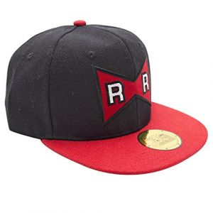 Abystyle Dragon Ball Casquette Ruban Rouge
