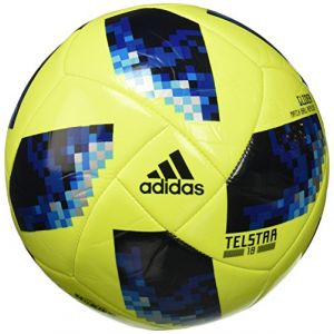 Adidas Glider FIFA 2018 World Cup Ball (Yellow)