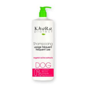 Khara Protect - Shampooing usage fréquent pour chien (250 ml)