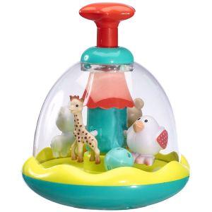 Vulli Toupie Swing Folies Sophie la girafe