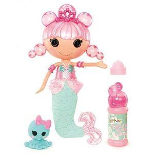 Giochi Preziosi Lalaloopsy Sirène Bubbly Mermaid Pearly Seafoam (33 cm)