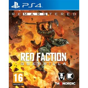Red Faction Guerilla - Re-Mars-tered [PS4]