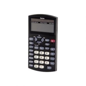 Hama 51520 - Calculatrice de Bureau BSP 208D