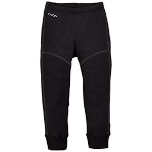 Odlo Collant Active X-Warm Originals Enfant Extra Chaud Mixte, Black, FR : S (Taille Fabricant : 128)