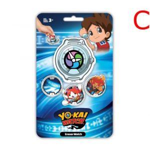Yo-Kai Watch - 4 gommes