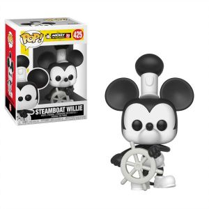 Funko Figurine Pop! Steamboat Willie 90 Ans De Mickey Disney