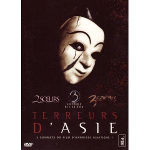 Coffret Terreur d'Asie 3 DVD : (2 soeurs / 3 extrêmes / 3 histoires de l'au-dela)