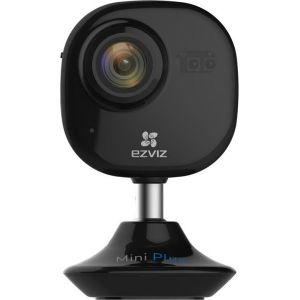 Ezviz Caméra wifi intérieure 1080p Noire - Mini Plus