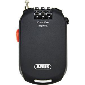 Abus Combiflex Pro 2502 Câble-antivol vélo Noir 85 cm