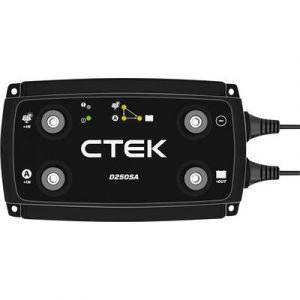 Ctek Chargeur d250sa DC et séparation et panneau solaire batterie régulateur
