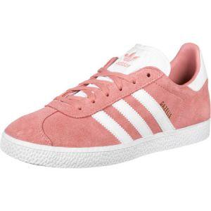 Adidas Originals Gazelle J - Baskets Enfant, Rose