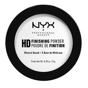 NYX Cosmetics Poudre de finition HD 01 Translucide