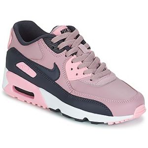 Nike Chaussures enfant AIR MAX 90 LEATHER GRADE SCHOOL
