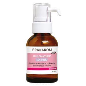 Pranarôm PranaBb Huile de Massage Sommeil Bio 30ml