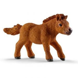 Schleich Figurine Mini poulain poney Shetland