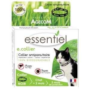 Agecom E.collier antiparasitaire chat