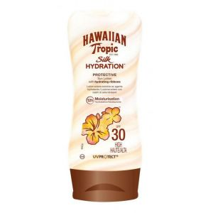 Hawaiian Tropic Silk Hydration Protective SPF30 - Lotion Solaire Hydratante