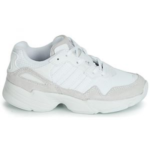 Adidas Chaussures enfant YUNG-96 C blanc - Taille 28,29,30,31,32,33,34,35,31 1/2,30 1/2