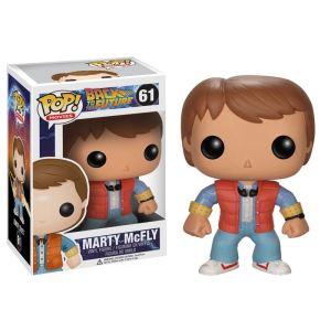 Funko Figurine Pop! Retour vers le futur Marty Mcfly