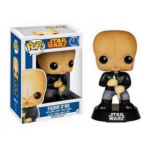 Funko Figurine Pop! Star Wars : Bobble D'An Exclusive 9 cm