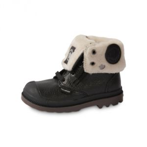 Palladium Sacgy Leather - Boots bébé