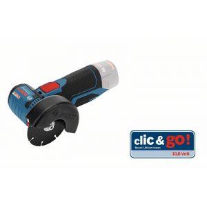 Bosch Professional GWS 10,8-76 V-EC - Meuleuse angulaire sans fil