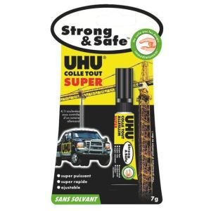 UHU Colle en tube Strong 7g
