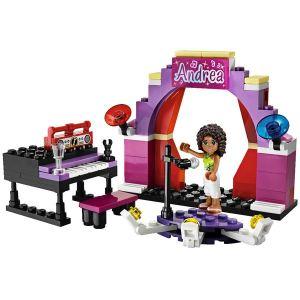 Lego 3932 - Friends : Le concert d'Andréa