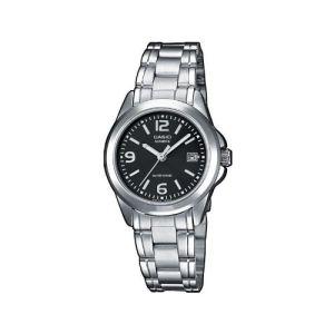 Casio LTP-1259D - Montre pour femme avec bracelet en acier