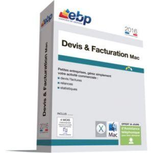 Devis et Facturation Mac 2016 pour Mac OS