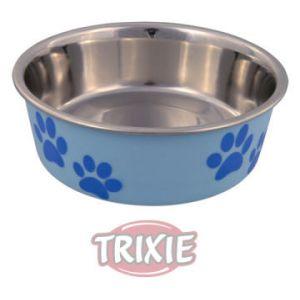 Trixie Ecuelle en acier pour chien