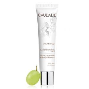 Caudalie Vinoperfect Medium - Fluide teinté peau parfaite FPS20