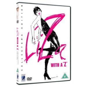 """Liza Minnelli : Liza With a """"Z"""""""