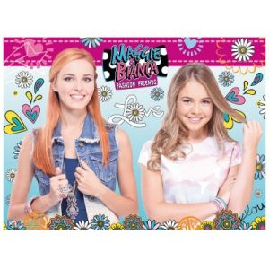 Ravensburger Maggie et Bianca Fashion Friends - Puzzle 100 pièces XXL
